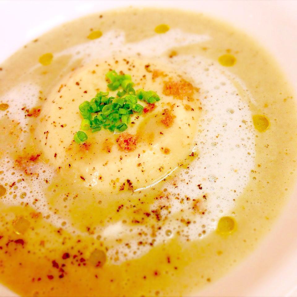 菊芋のポタージュスープ