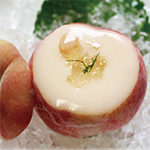 【ご予約受付中】まもなく「桃のスープ」始まります。