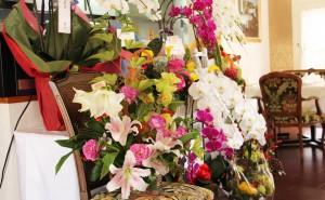 たくさんのお祝い・お花・ご来店ありがとうございました。